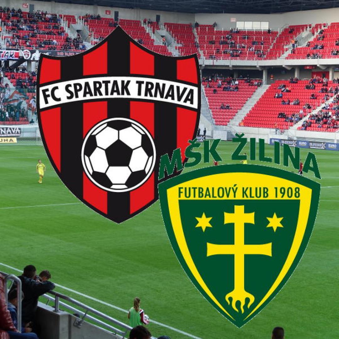 dcd1b6156d FC Spartak Trnava vs. MŠK Žilina