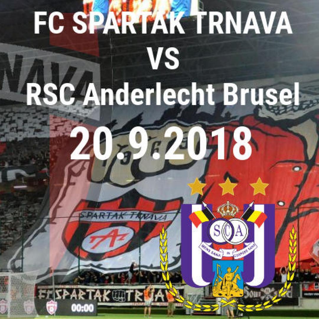 f57b169d71 FC Spartak Trnava vs. RSC Anderlecht Brusel