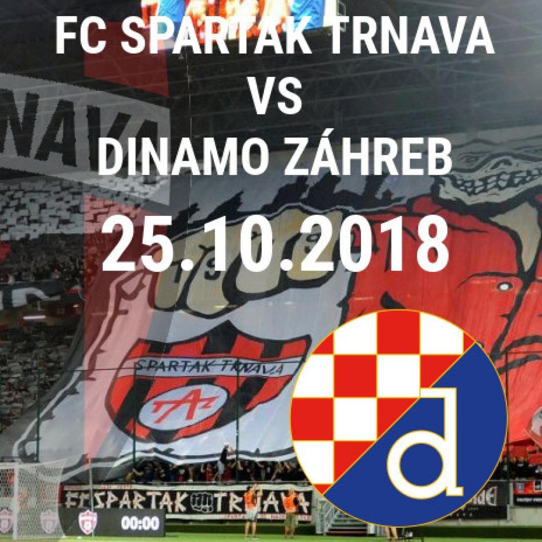 FC Spartak Trnava vs. GNK Dinamo Záhreb