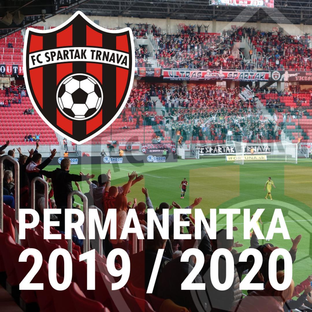 Permanentka 2019/2020