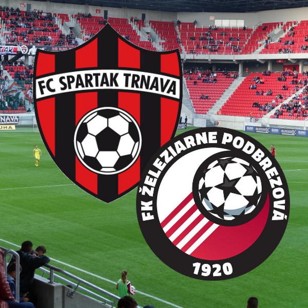 FC Spartak Trnava vs. FK Železiarne Podbrezová
