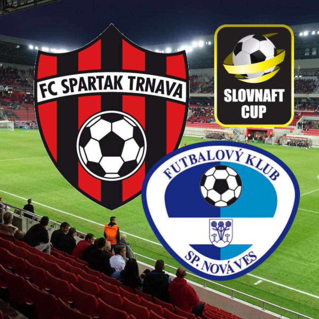 FC Spartak Trnava vs. FK NOVES Spišská Nová Ves