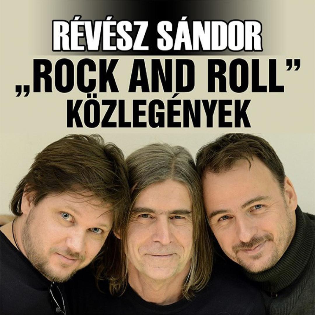 Révész - Rock and roll közlegények