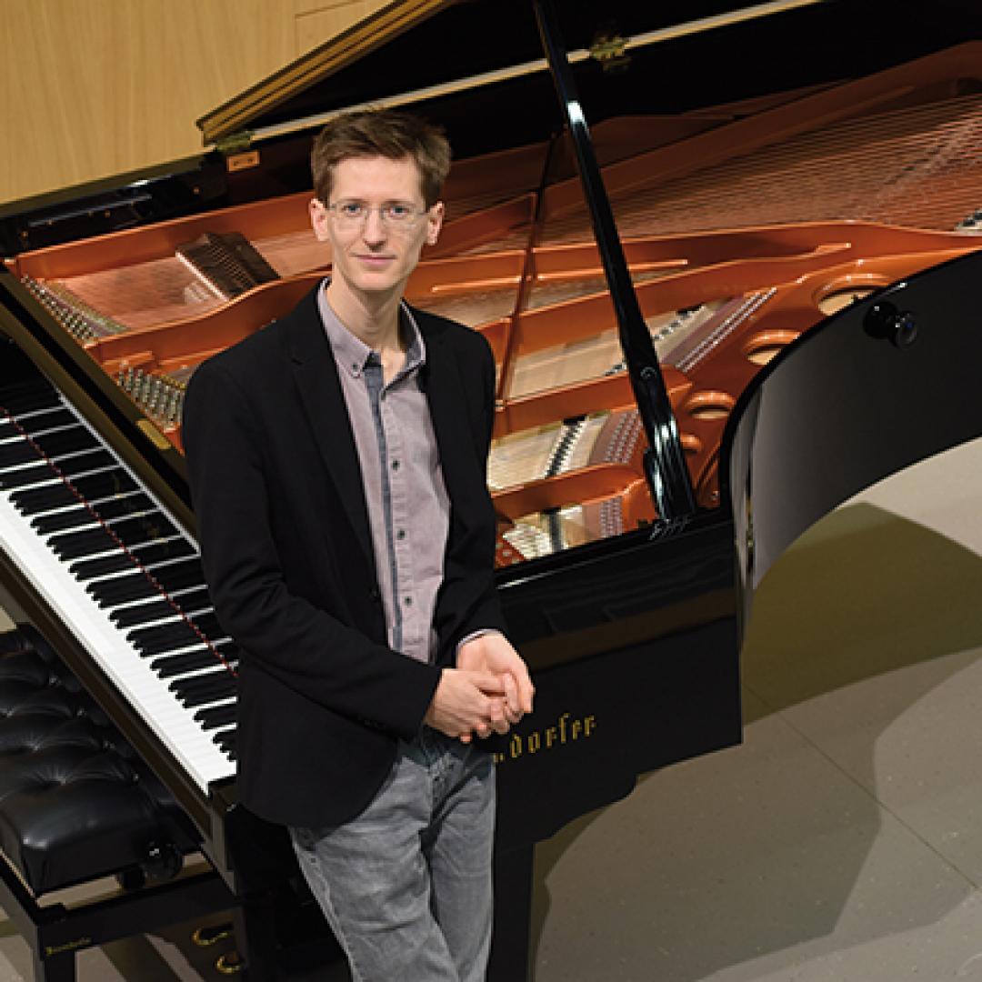 Klavierabend Florian Feilmair 2020