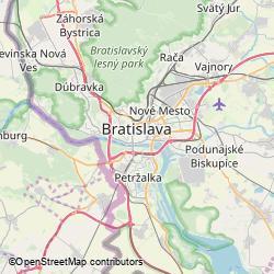 KC Dunaj~, Nedbalova 3, Bratislava