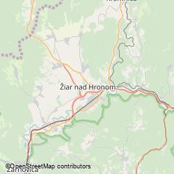 Dom kultúry, Žiar nad Hronom, Námestie Matice Slovenskej 407/29, Žiar nad Hronom