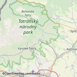 Tenisová hala Teniscentrum, Tatranská Lomnica 40, Tatranská Lomnica