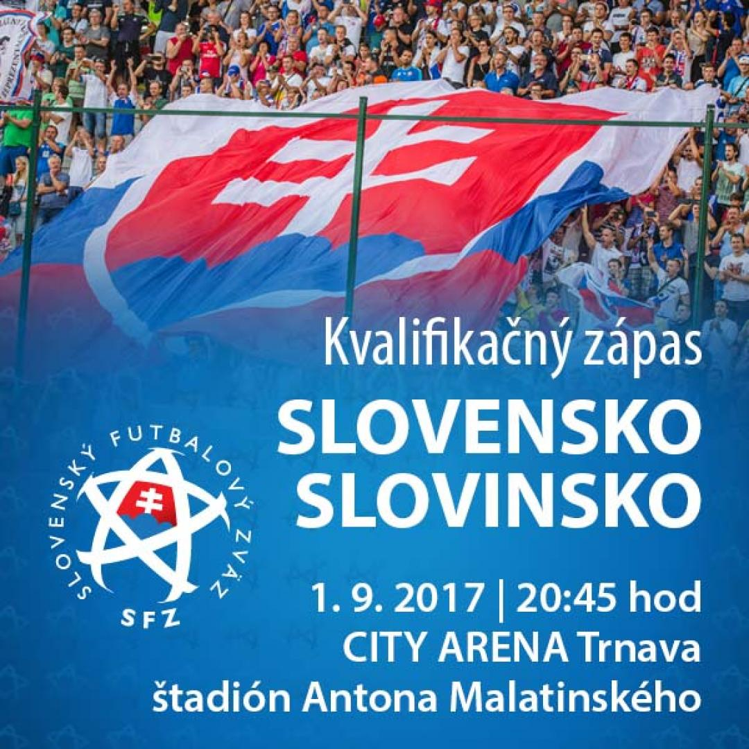 Slovensko - Slovinsko
