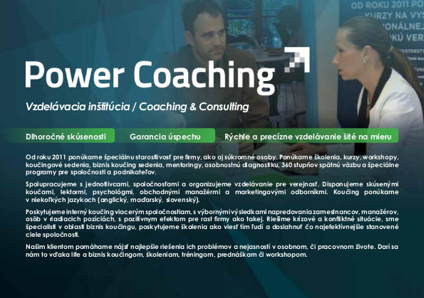 Power coaching 1