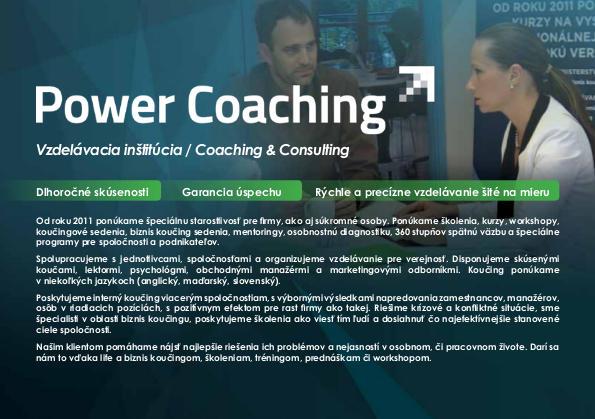 Power coaching 1