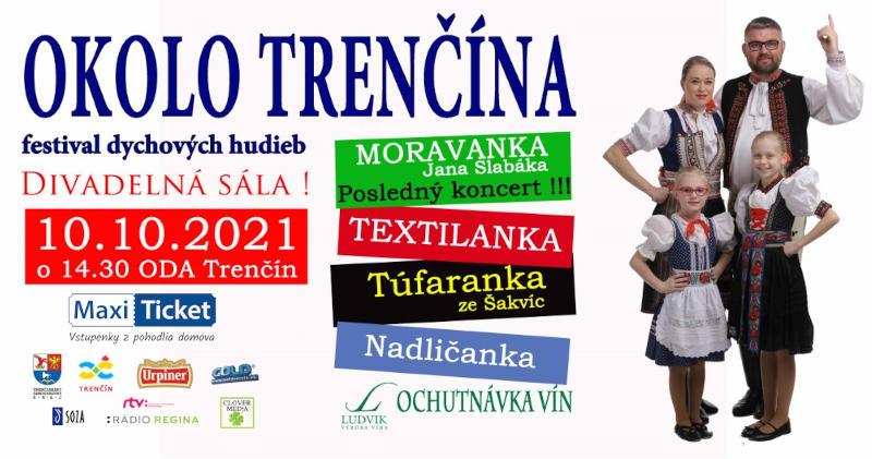 Okolo Trenčína