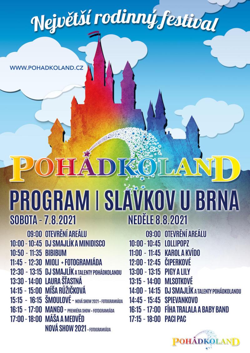 Program Slavkov