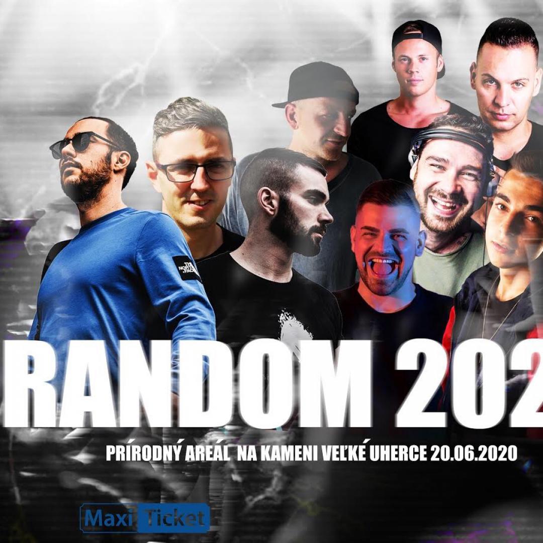R A N D O M 2020 / Veľké Uherce
