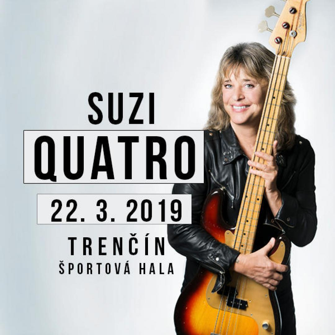 Suzi Quatro, Trenčín