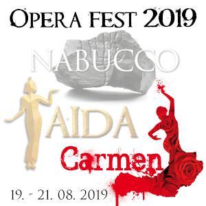 Carmen - Opera Fest 2019 / Praha