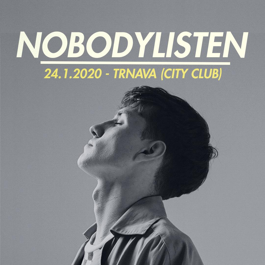 GET GLOW! w/ Nobody Listen / Trnava