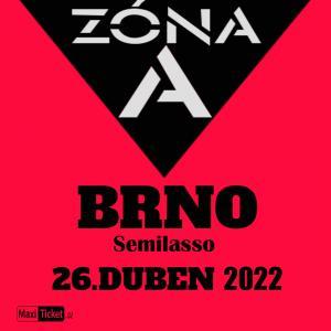 ZÓNA A / Brno