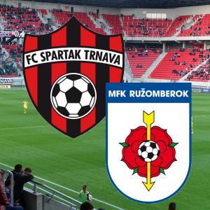 FC Spartak Trnava vs. MFK Ružomberok