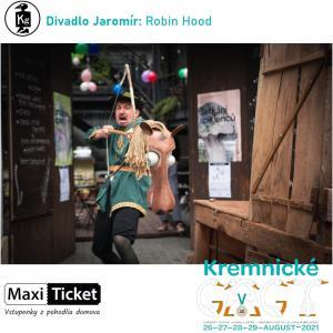 Divadlo Jaromír: Robin Hood