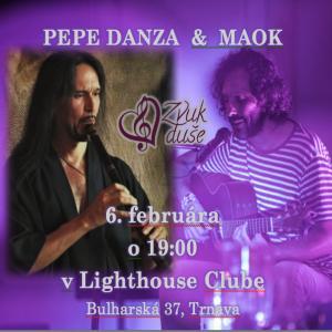 Pepe Danza a Maok / Trnava