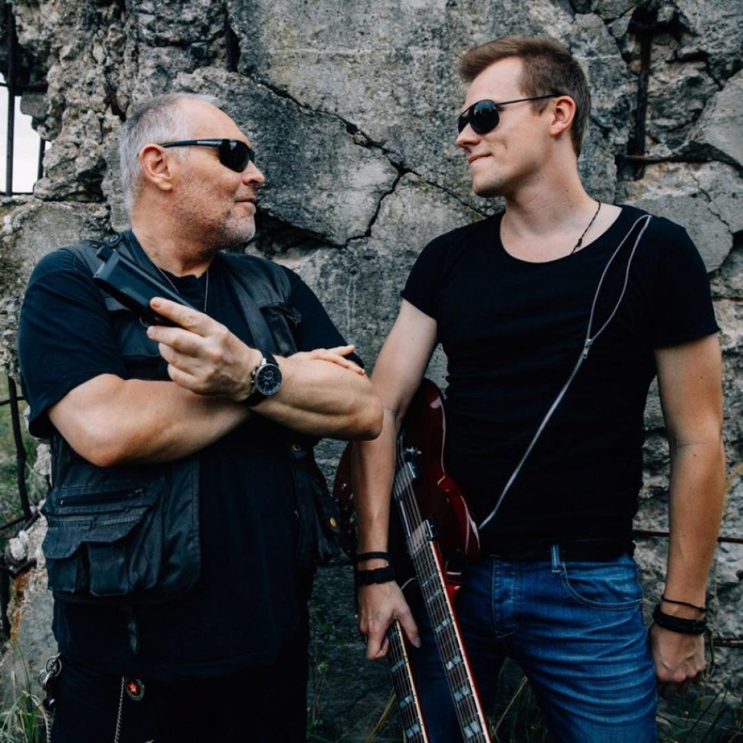 Erich Boboš Procházka & Marek Wolf