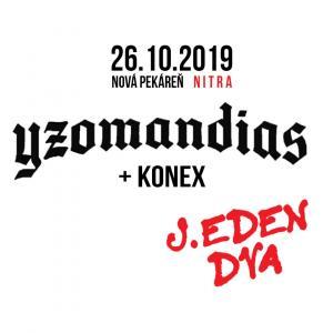 Yzomandias x Konex / Nitra