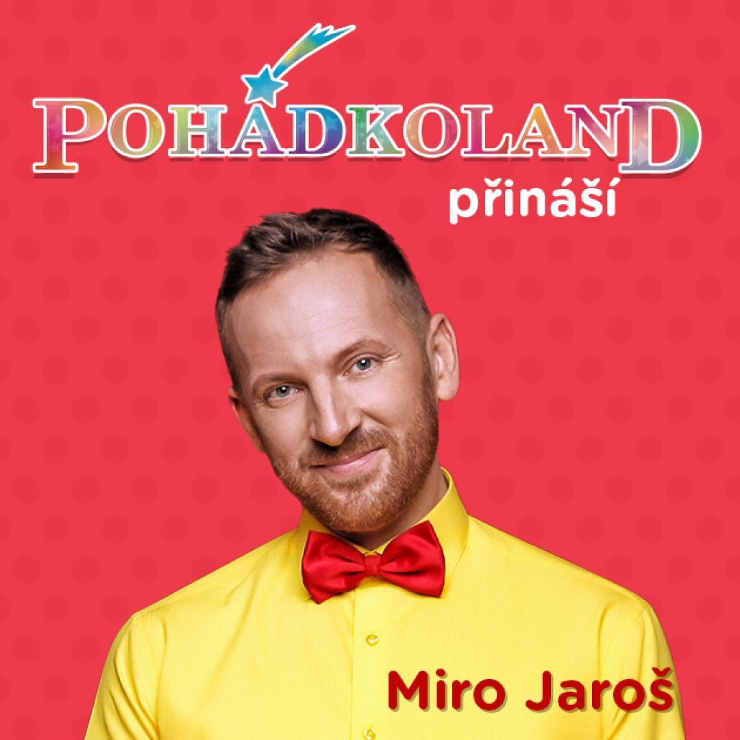 Live koncert Miro Jaroš / Praha