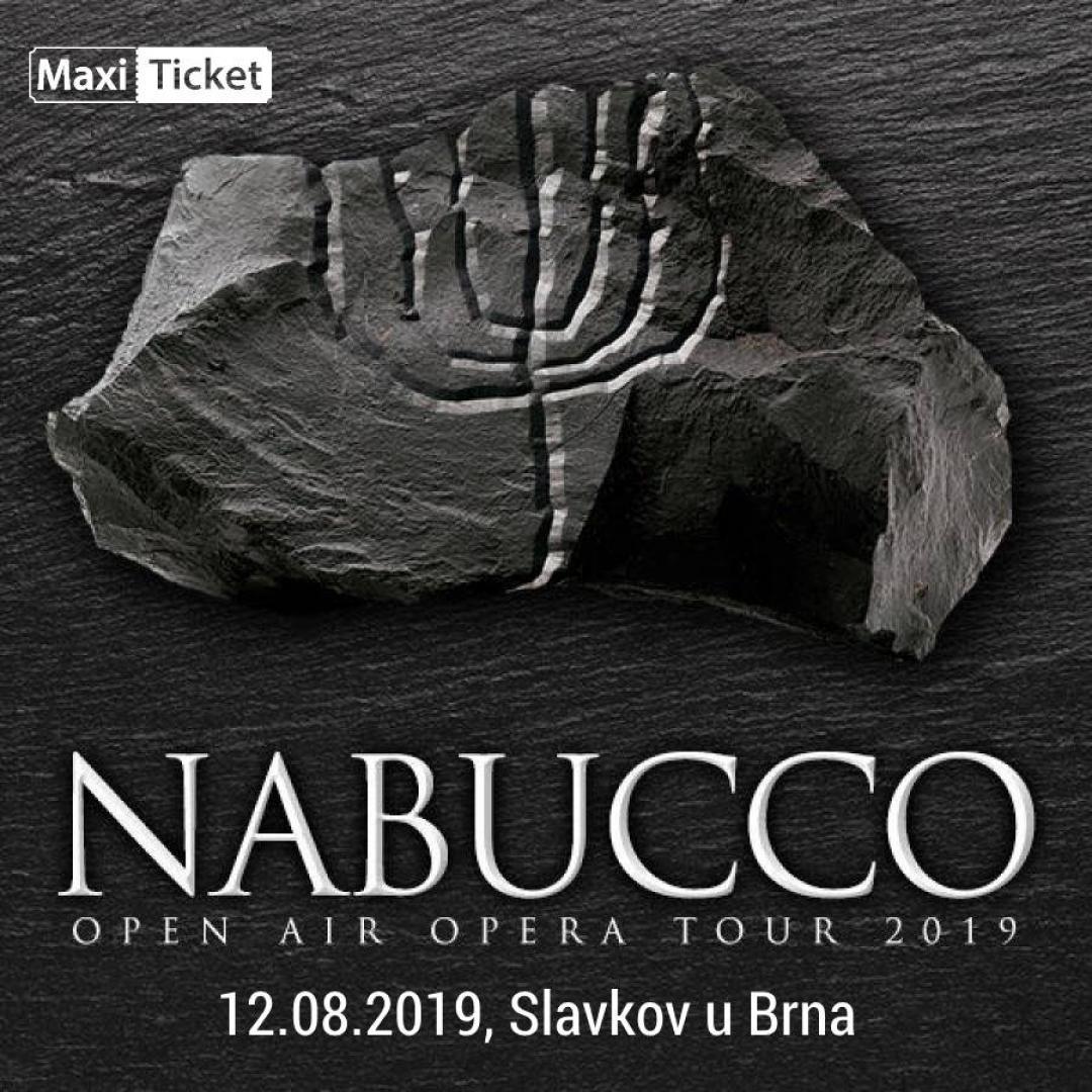 Nabucco Openair tour 2019, Slavkov u Brna