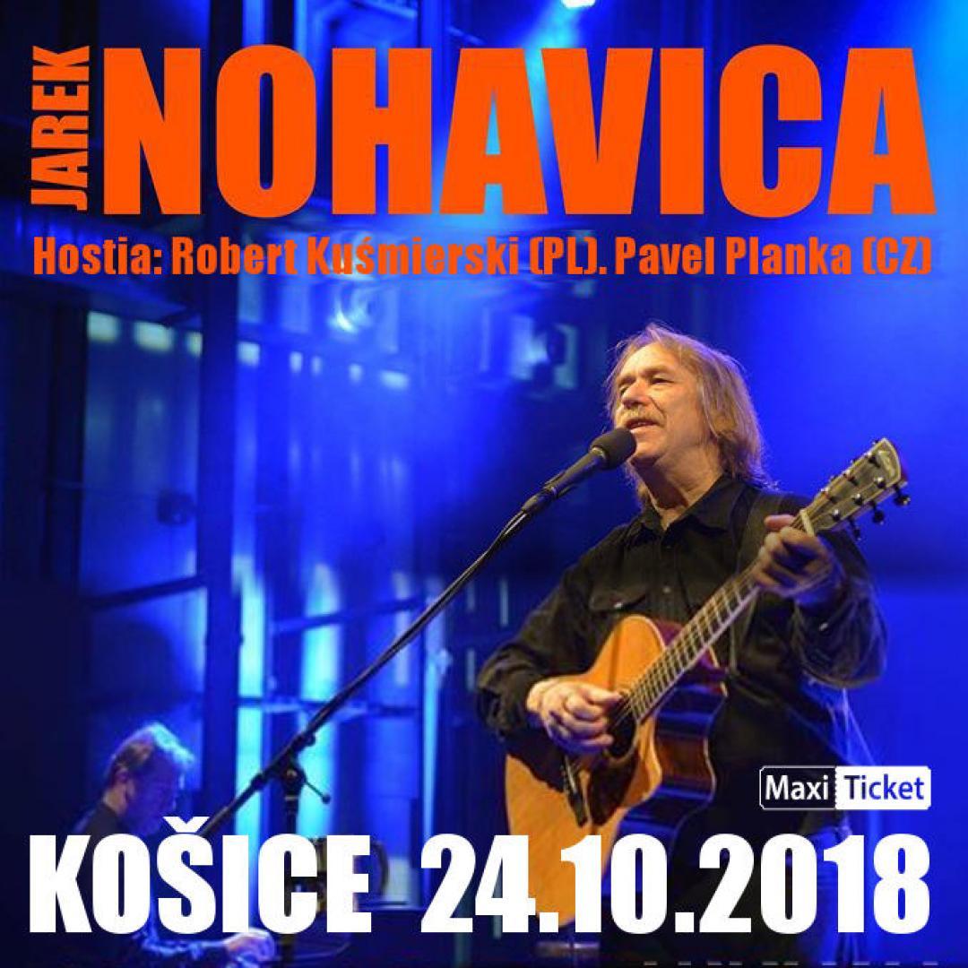 Jarek Nohavica - Košice