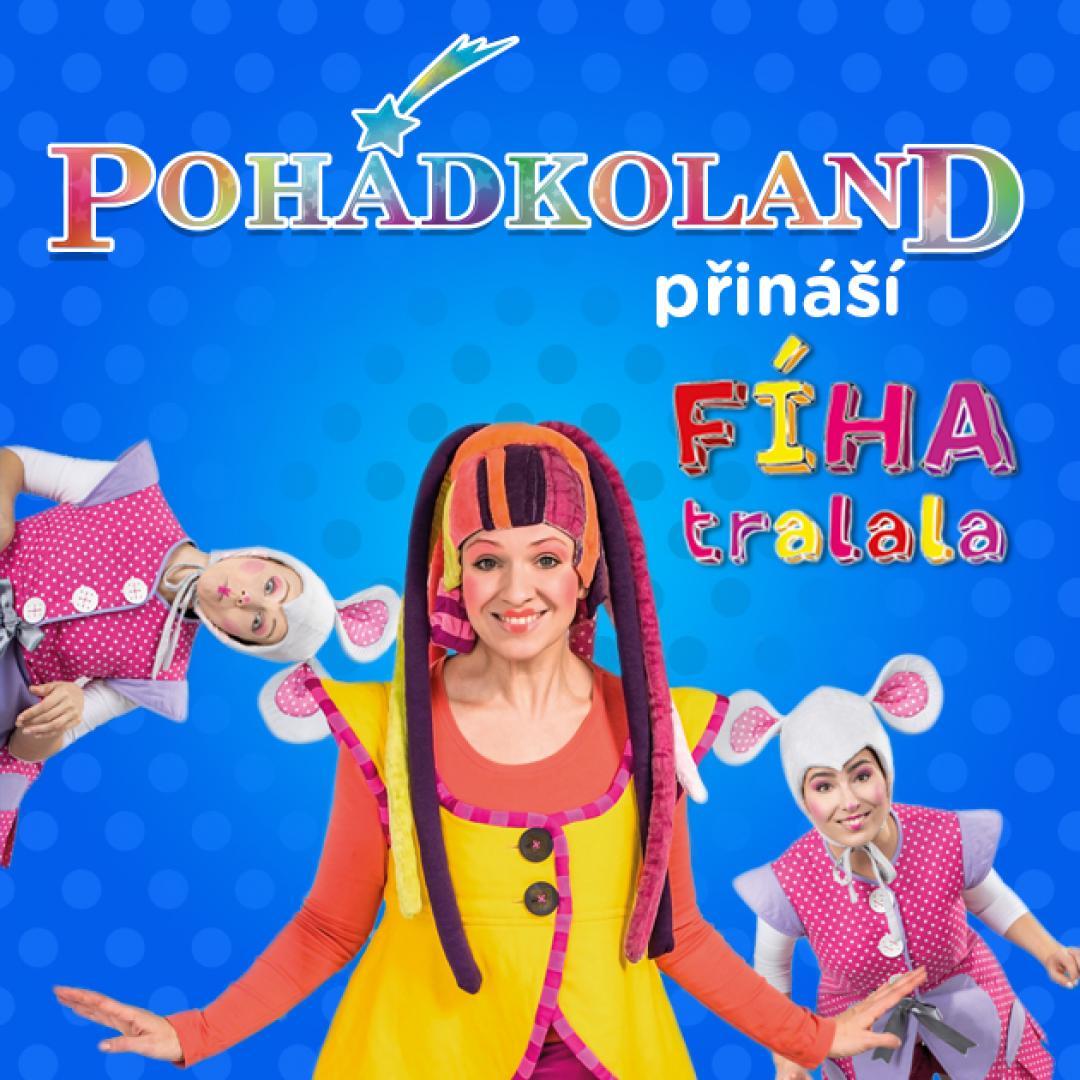 Live koncert FÍHA TRALALA / Praha