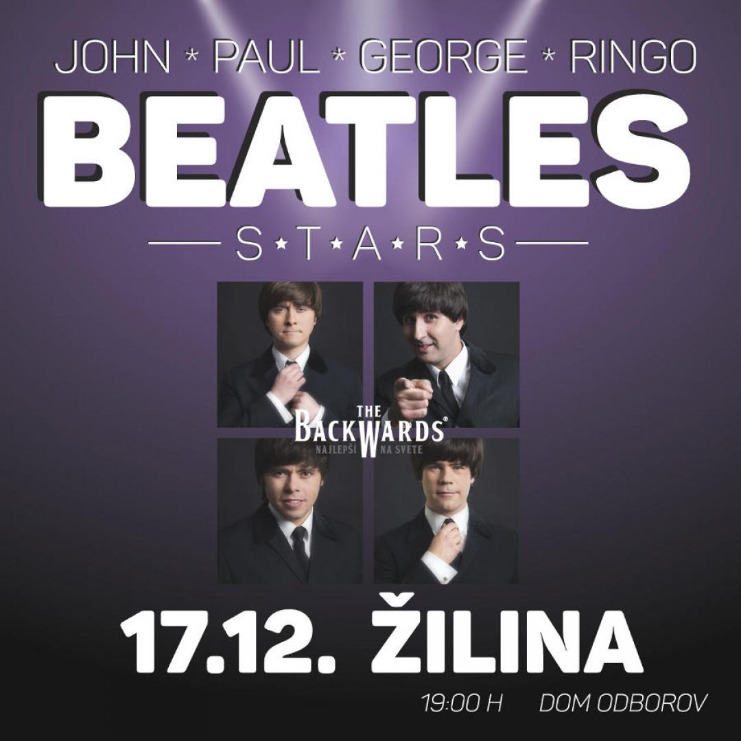 The Backwards - Beatles Starts