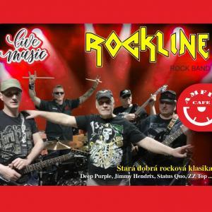 Rockline v Amfik cafe Trnava
