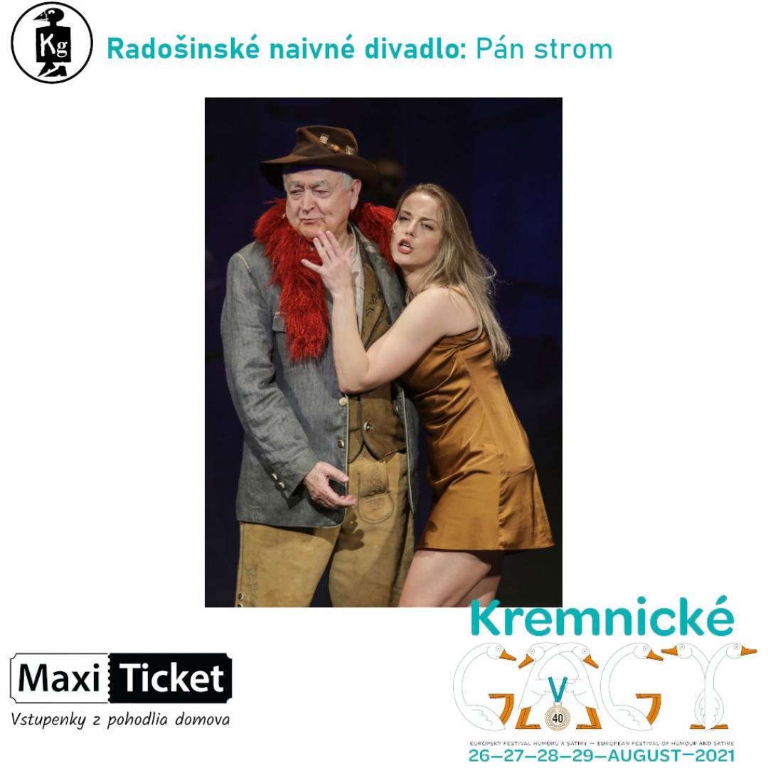 Radošinské naivné divadlo: Pán strom