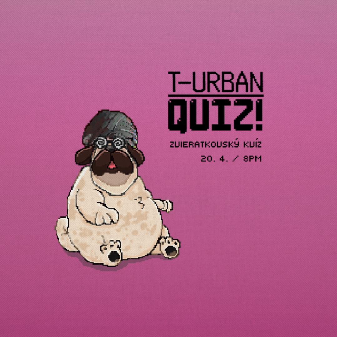 Zvieratkovský Turban Quiz STREAM