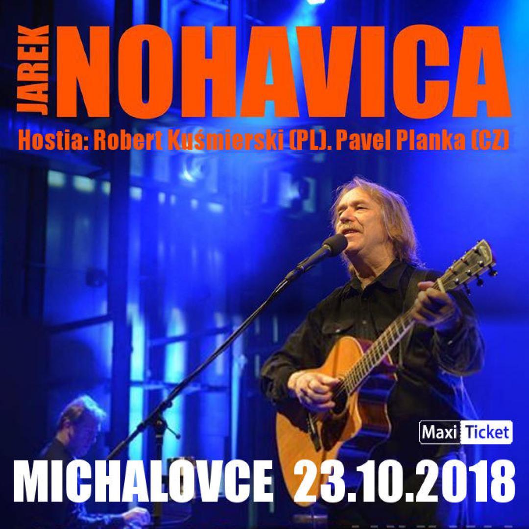 Jarek Nohavica - Michalovce