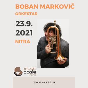 Boban Marković Orkestar (Srbsko)