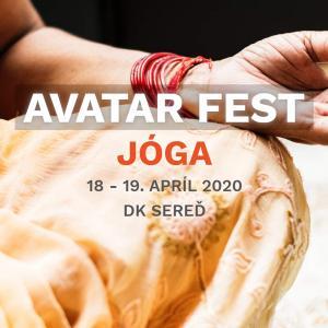 Avatar Fest 2020, 18. - 19.4. 2020