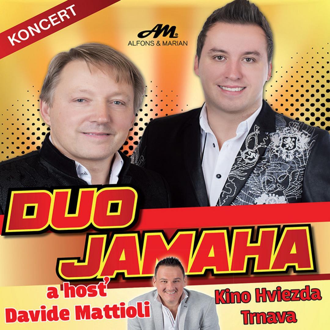 Duo Jamaha a hosť Davide Mattioli / Trnava