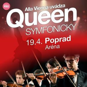Queen symfonicky / Poprad