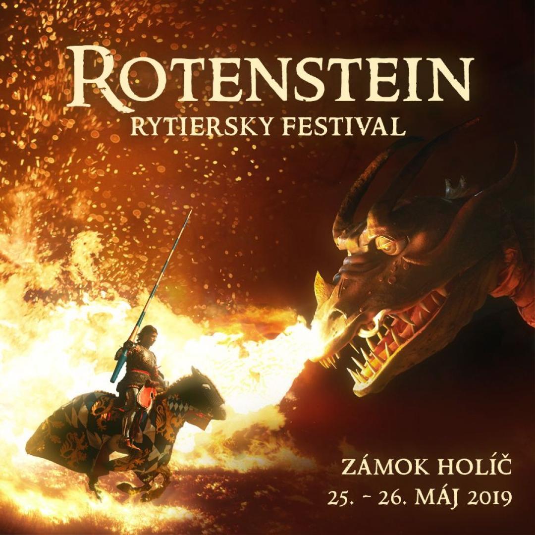 Rotenstein - Rytiersky festival 25. - 26. máj 2019
