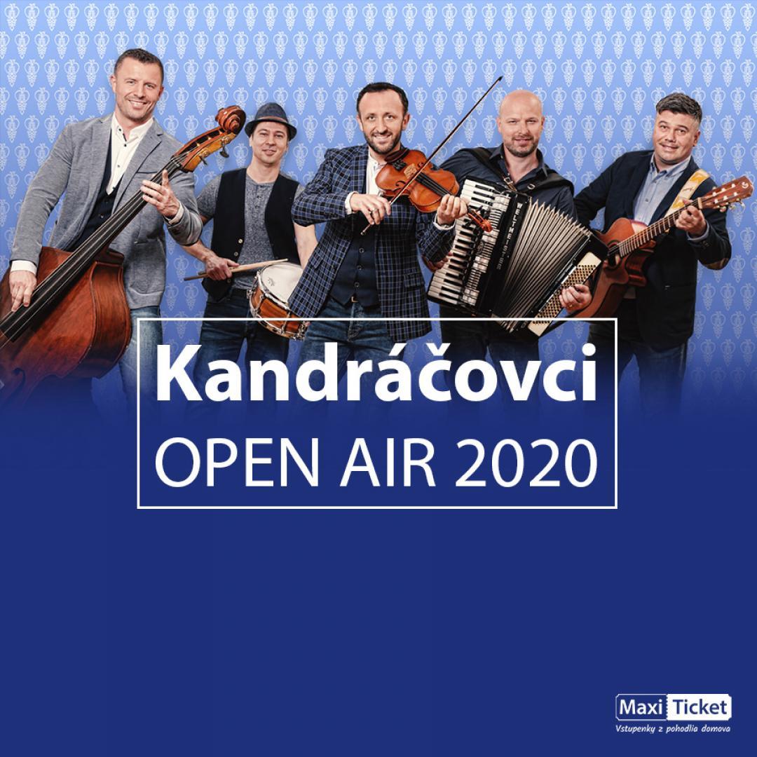 Kandráčovci OPEN AIR 2020