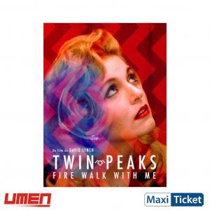 Twin Peaks: Oheň, poď so mnou