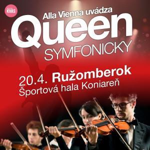 Queen symfonicky / Ružomberok