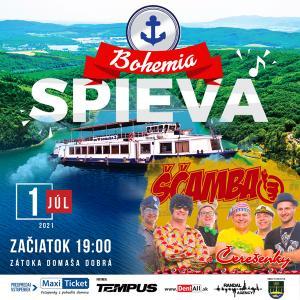Bohemia spieva / Ščamba