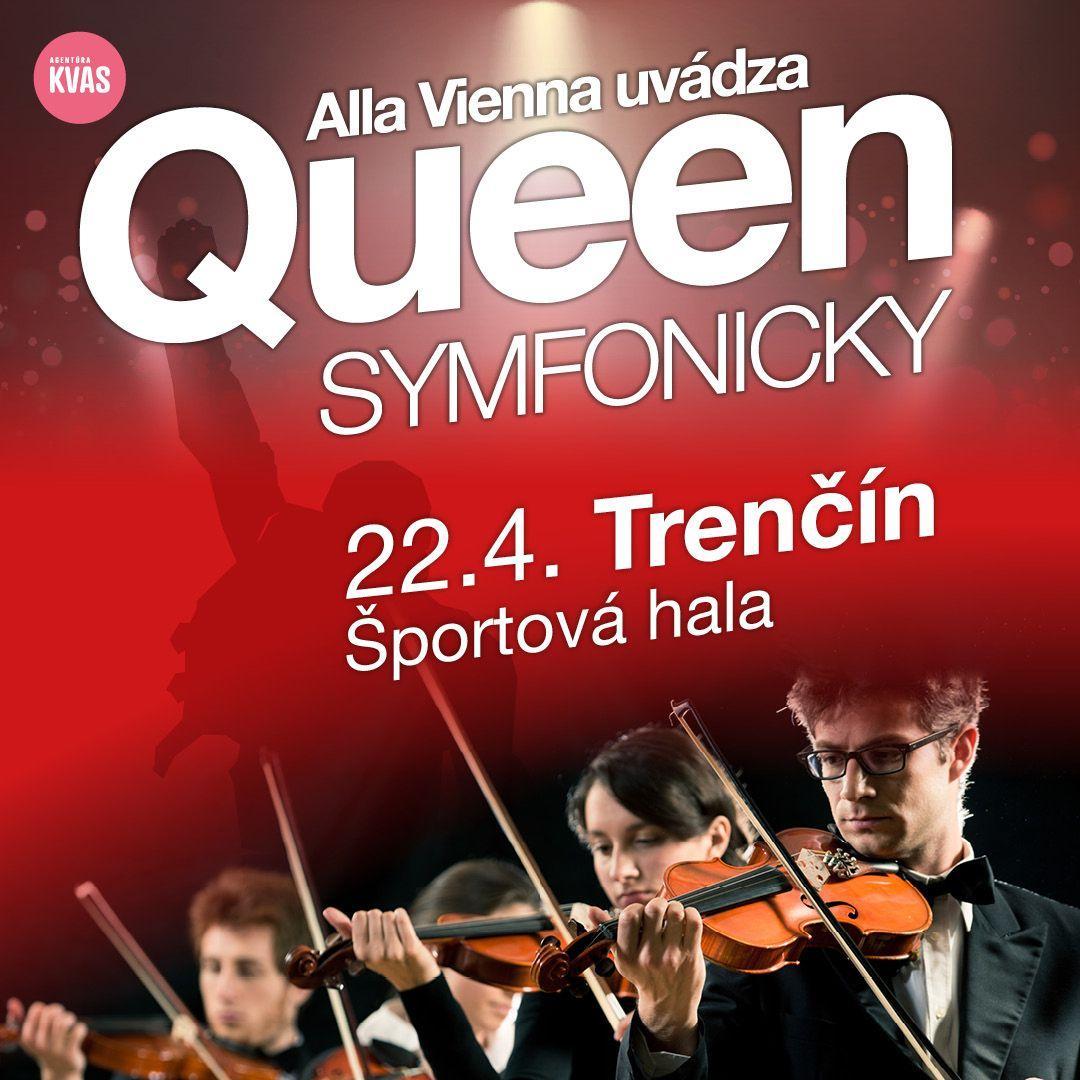 Queen symfonicky / Trenčín