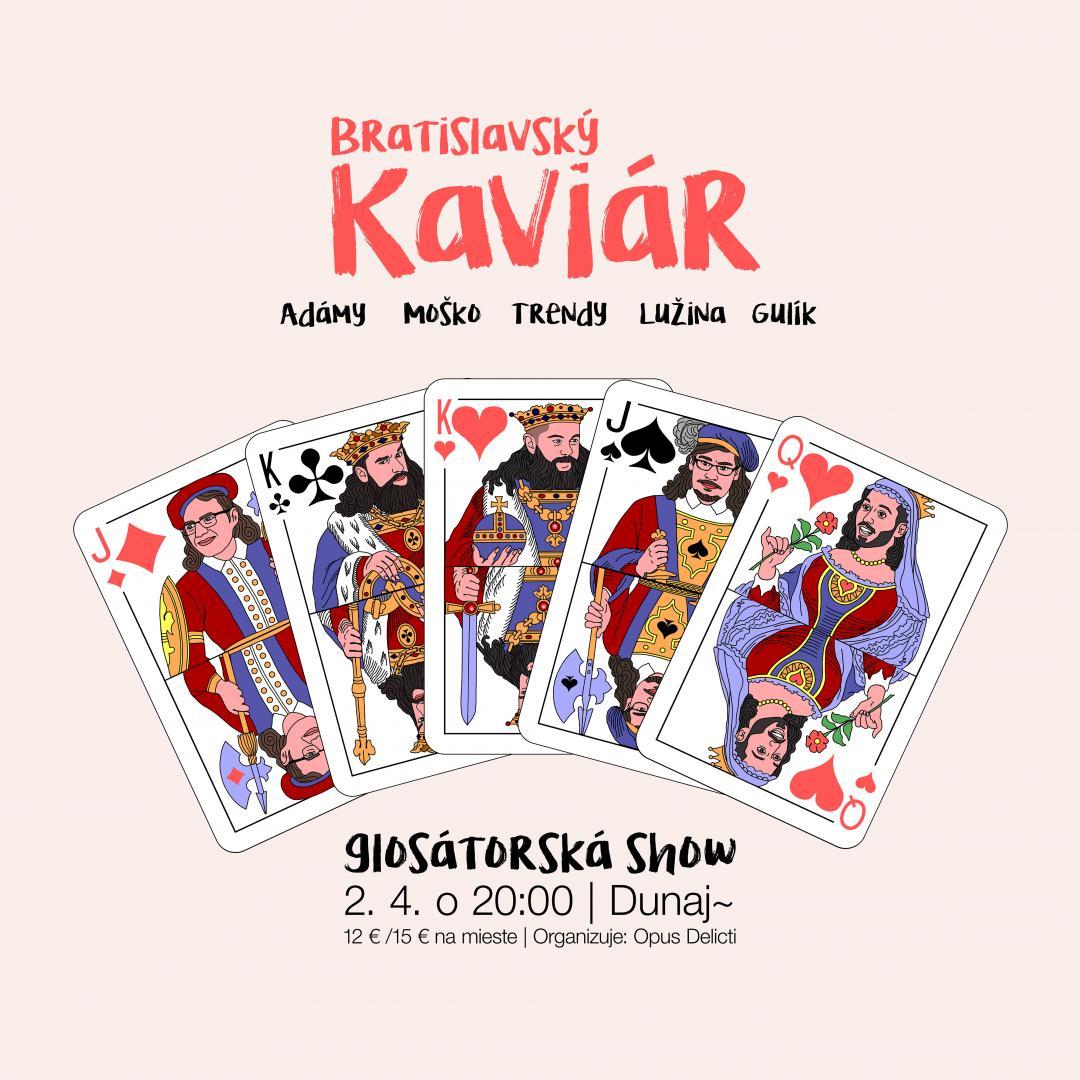 Bratislavský Kaviár Aprílový