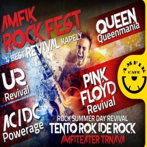 Amfik ROCK FEST 2019 / Trnava
