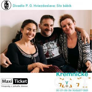 Divadlo P. O. Hviezdoslava: Sto bábik