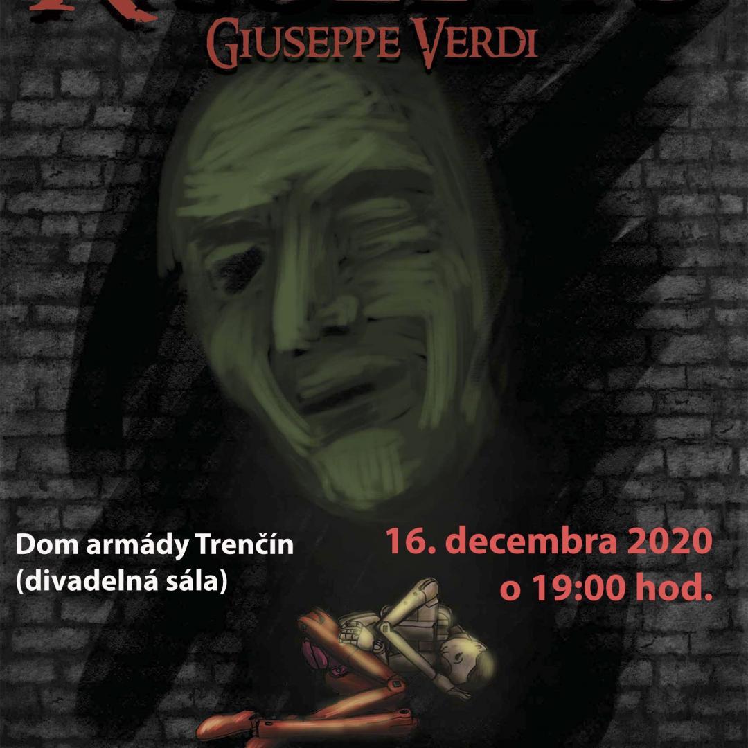 Giuseppe Verdi: RIGOLETTO / Trenčín