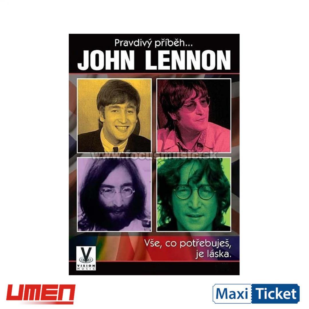 Pravdivý príbeh - John Lennon